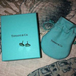 Heart shaped Tiffany & Co. Earrings